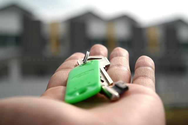 klíče k domu